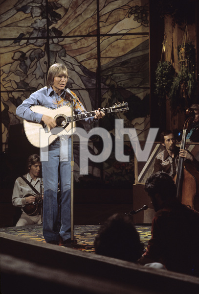 John Denver during a television specialcirca 1981 © 1981 David Sutton - Image 7728_0034