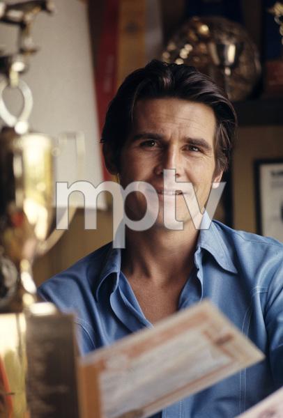 James Brolin at home1970 © 1978 Gunther - Image 7729_0008