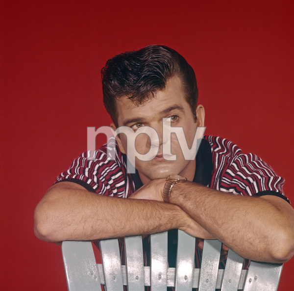 Conway Twitty in Manhattan, NYcirca 1960 © 2005 Michael Levin - Image 7735_0015