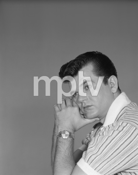 Conway Twitty in Manhattan, NYcirca 1960 © 2005 Michael Levin - Image 7735_0016