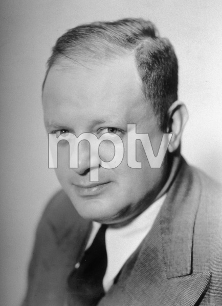 Herman MankiewiczC. 1944Photo by Russell Ball - Image 7801_0012
