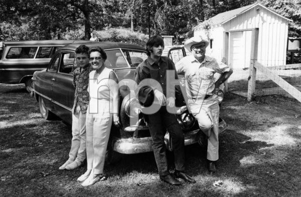 Ringo Starr in Ozark, Arkansascirca 1965© 1978 Gunther - Image 7809_0010