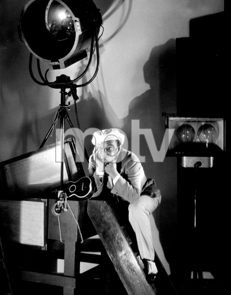 Cliff Edwardsc. 1930Photo by George Hurrell - Image 7816_0002