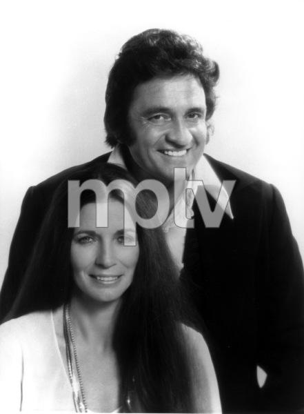 Jonny Cash with wife, June Carter CashOctober 9, 1978**H.L. - Image 7857_0027