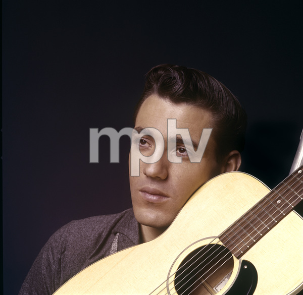 Jimmie Rodgers in Manhattan, NYcirca 1960 © 2005 Michael Levin - Image 7878_0004