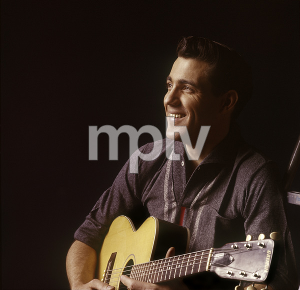 Jimmie Rodgers in Manhattan, NYcirca 1960 © 2005 Michael Levin - Image 7878_0005