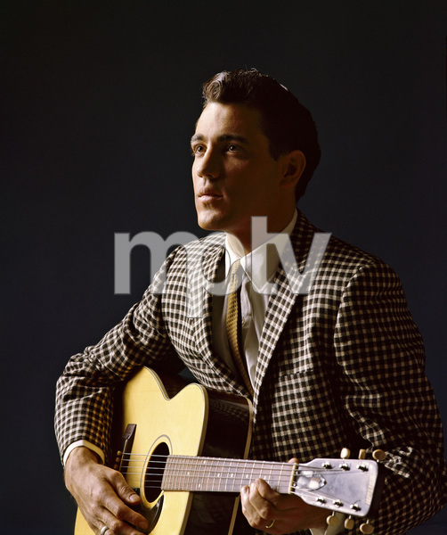 Jimmie Rodgers in Manhattan, NYcirca 1960 © 2005 Michael Levin - Image 7878_0006
