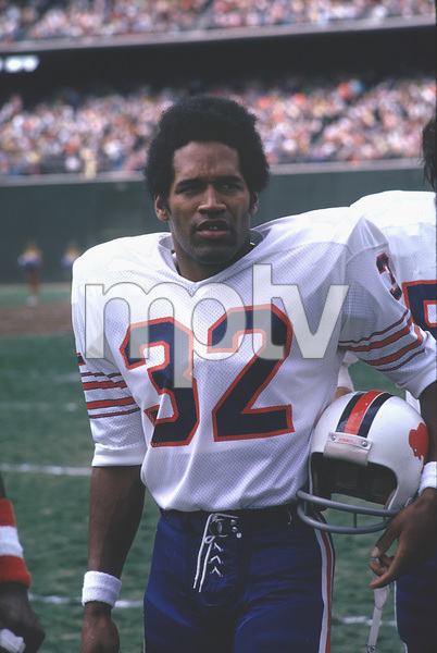 O.J. SimpsonBuffalo Bills Football1976 © 1978 Gunther - Image 7885_0016