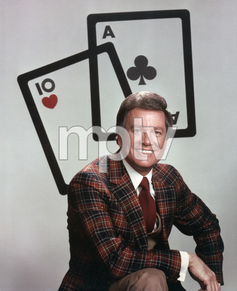 "Wink Martindale from ""Gambit""circa 1972Photo by Herb Ball - Image 7901_0001"