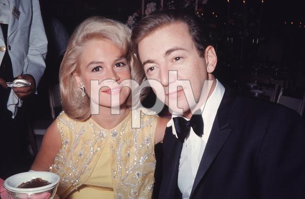 Bobby Darin and Sandra Deec.1964 © 1978 Gunther - Image 7906_0006
