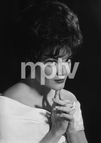 Connie Francis, circa 1966. © 1978 Glenn EmbreeMPTV - Image 7908_4