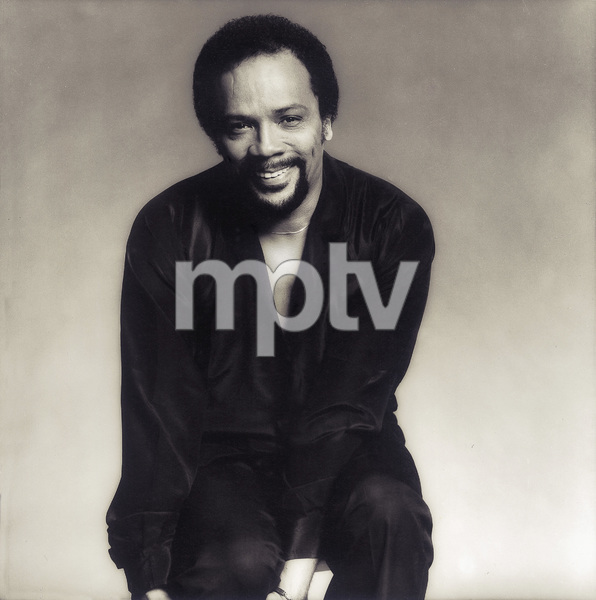 """Quincy Jones studio session for the album """"The Dude""""1981 © 1981 Bobby Holland - Image 7920_0024"""