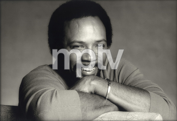 """Quincy Jones studio session for the album """"The Dude""""1981 © 1981 Bobby Holland - Image 7920_0025"""