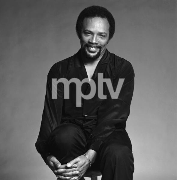 Quincy Jones1981© 1981 Bobby Holland - Image 7920_0037