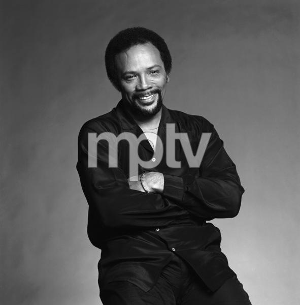 Quincy Jones1981© 1981 Bobby Holland - Image 7920_0040