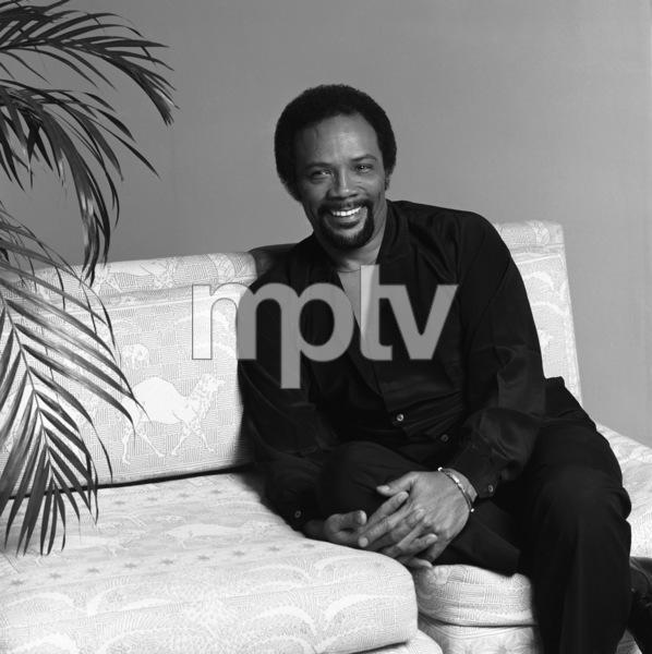 Quincy Jones1981© 1981 Bobby Holland - Image 7920_0044