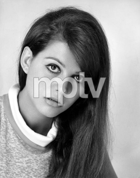 """Claudia CardinalePublicity Still for """"Circus World""""1964Photo by Ken Danvers - Image 7921_0048"""