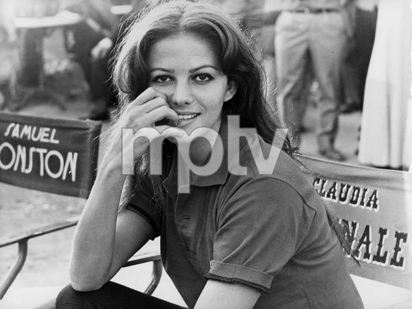 "Claudia Cardinale""Circus World""1964 - Image 7921_0050"