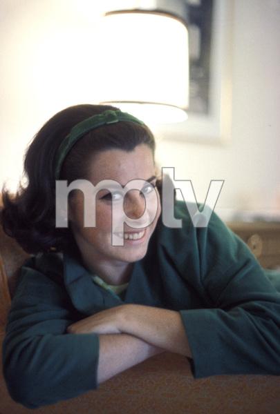 Stefanie Powers circa 1959 © 1978 Mark Shaw - Image 7925_0050