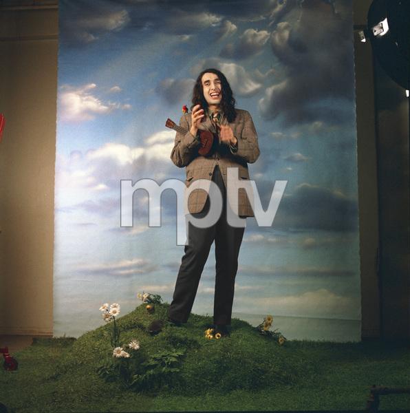 "Tiny Tim at the photo shoot for his album ""God Bless Tiny Tim"" 1968 © 1978 Ed Thrasher - Image 7943_0031"
