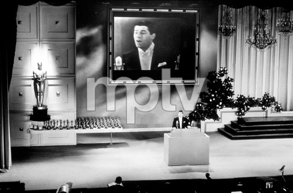 """""""Academy Awards: 28th Annual,""""Jerry Lewis.  1956. - Image 7979_0007"""