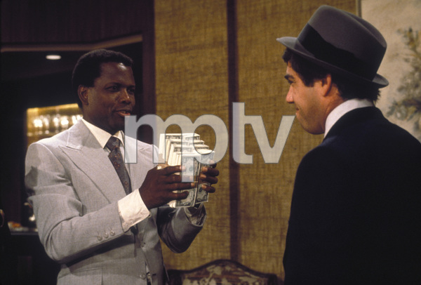 """A Piece of the Action""Sidney Poitier1977 Warner **I.V. - Image 8006_0004"