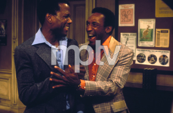 """A Piece of the Action""Sidney Poitier, Bill Cosby1977 Warner **I.V. - Image 8006_0005"