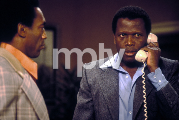 """""""A Piece of the Action""""Bill Cosby, Sidney Poitier1977 Warner **I.V. - Image 8006_0008"""
