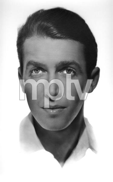 James Stewart, 1936. © 1978 Ted AllanMPTV - Image 802_800