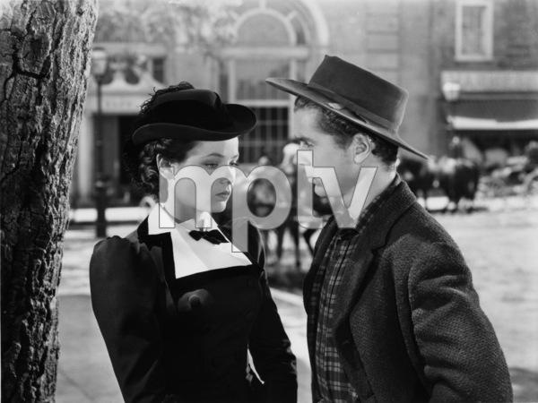 """The Return of Frank James""Gene Tierney, Jackie Cooper1940 20th Century Fox - Image 8080_0007"