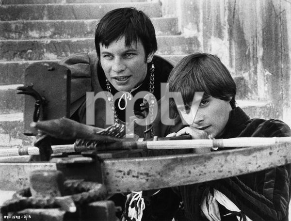 """Romeo & Juliet""Michael York, Leonard Whiting1968 Paramount - Image 8106_0012"