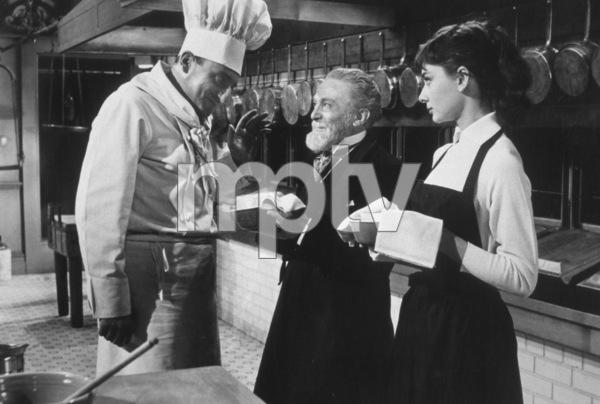 """Sabrina,"" Audrey Hepburn1954 Paramount / MPTV  - Image 8124_0021"