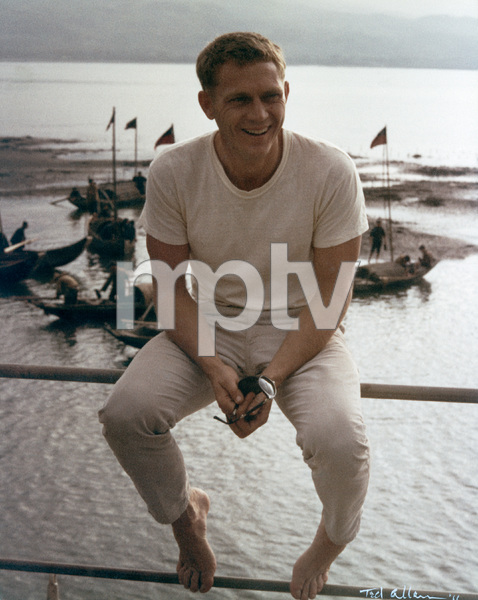 """The Sand Pebbles""Steve McQueen1966 20th Century Fox © 1978 Ted Allan - Image 8127_0014"