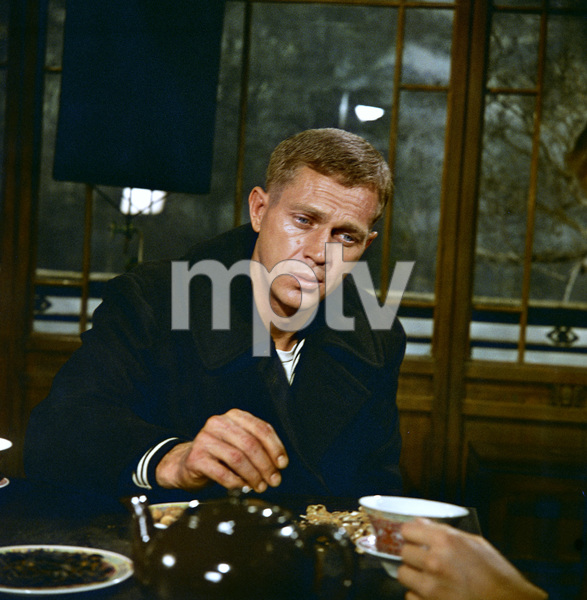 """The Sand Pebbles""Steve McQueen1966 20th Century Fox © 1978 Ted Allan - Image 8127_0017"