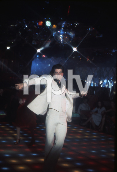 """Saturday Night Fever""John Travolta1977 Paramount Pictures** I.V. - Image 8131_0014"
