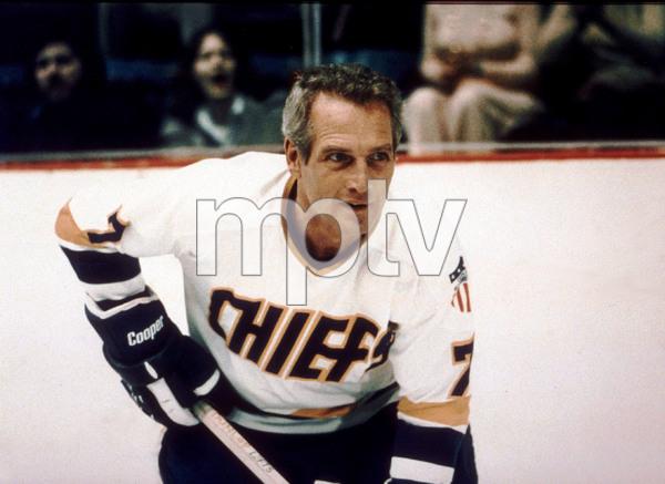 """Slap Shot,""Paul Newman © 1977 Universal - Image 8203_0009"