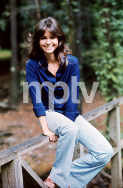 """Smokey and the Bandit""Sally Field1977** B.D.M. - Image 8209_0026"
