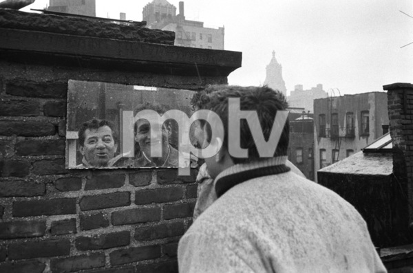 """Somebody Up There Likes Me""Paul Newman, Rocky Graziano1956© 1978 Sanford Roth / A.M.P.A.S. - Image 8216_0041"