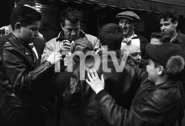 """""""Somebody Up There Likes Me""""Rocky Graziano1956© 1978 Sanford Roth / A.M.P.A.S. - Image 8216_0080"""
