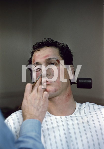 """""""Somebody Up There Likes Me""""Paul Newman1956© 1978 Sanford Roth / A.M.P.A.S. - Image 8216_0085"""