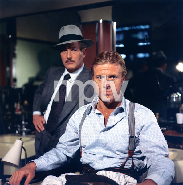 """The Sting""Robert Redford, Paul Newman1973 Universal**I.V.  - Image 8253_0004"