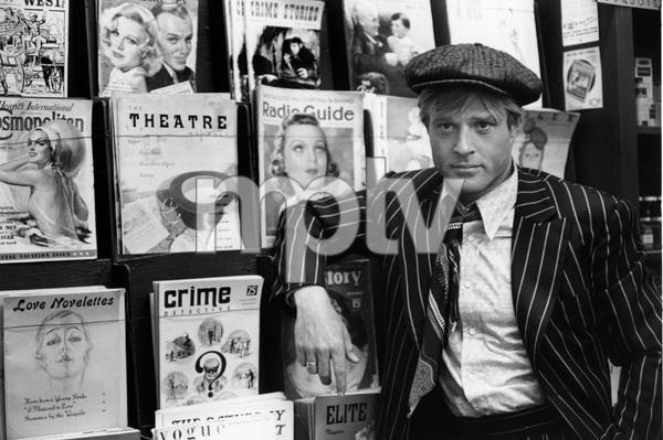 """The Sting""Robert Redford1973 Universal**I.V.  - Image 8253_0015"