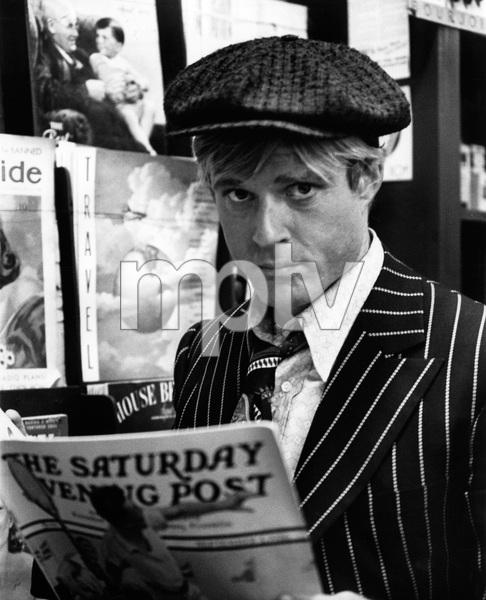 """The Sting""Robert Redford1973 Universal**I.V.  - Image 8253_0025"
