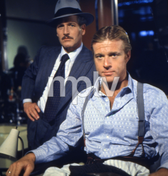 """The Sting""Paul Newman, Robert Redford1973 Universal Pictures** I.V. - Image 8253_0028"