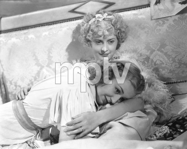 Barbara Stanwyck, Ann Shirley,  STELLA DALLAS, Goldwyn, 1937, I.V. - Image 8254_0020