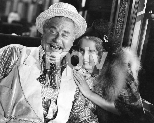 Barbara Stanwyck, Alan Hale,  STELLA DALLAS, Goldwyn, 1937, I.V. - Image 8254_0021