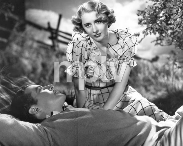 Barbara Stanwyck, John Boles,  STELLA DALLAS, Goldwyn, 1937, I.V. - Image 8254_0022