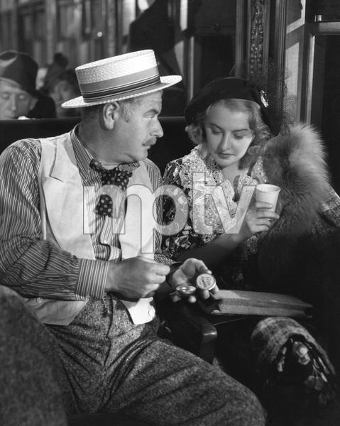 Barbara Stanwyck, Alan Hale,  STELLA DALLAS, Goldwyn, 1937, I.V. - Image 8254_0027