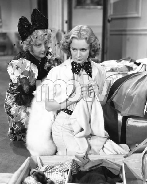 Barbara Stanwyck, Ann Shirley, STELLA DALLAS, Goldwyn, 1937, I.V. - Image 8254_0033