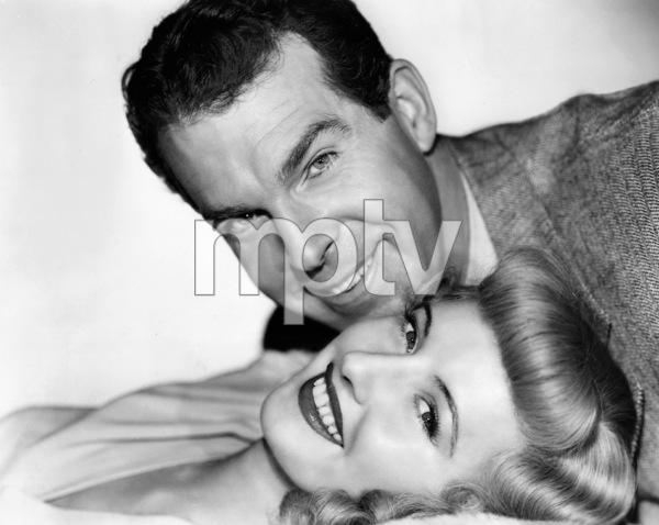 Barbara Stanwyck, Fred MacMurray, DOUBLE INDEMNITY, Paramount, 1944, **I.V. - Image 8294_0027
